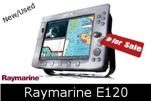 Raymarine E120 For Sale