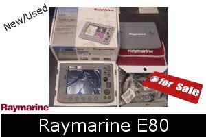 Raymarine e80 For Sale