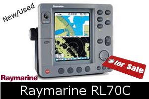 Raymarine RL70C For Sale