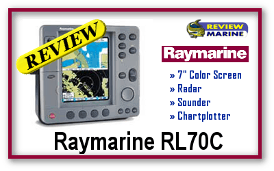 Raymarine RL70C Review