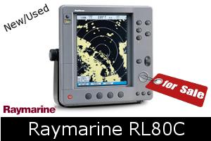 Raymarine RL80C For Sale