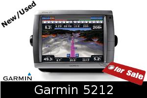 Garmin 5212 For Sale