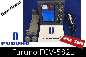 Furuno fcv-582l for sale
