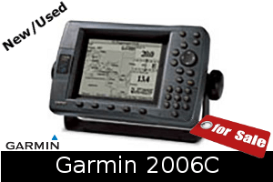 Garmin 2006C For Sale