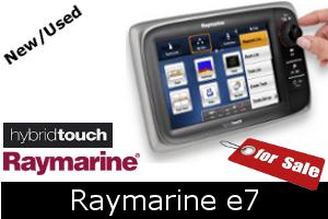 Raymarine e7 For Sale