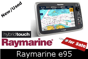 Raymarine e125 For Sale