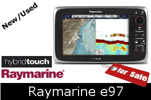 Raymarine e97 For Sale