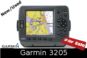 Garmin 3205 For Sale