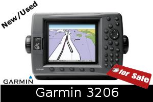 Garmin 3206 For Sale