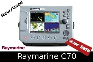 Raymarine C70 For Sale
