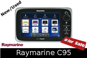 Raymarine C95 For Sale