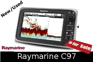 Raymarine c97 For Sale