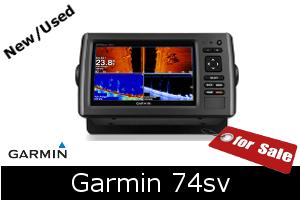 Garmin 74sv For Sale