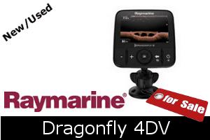 Raymarine Dragonfly 4DV For Sale