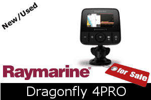 Raymarine Dragonfly 4PRO For Sale
