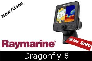 Raymarine Dragonfly 6 For Sale