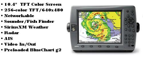 Garmin 3210 Weather Slider