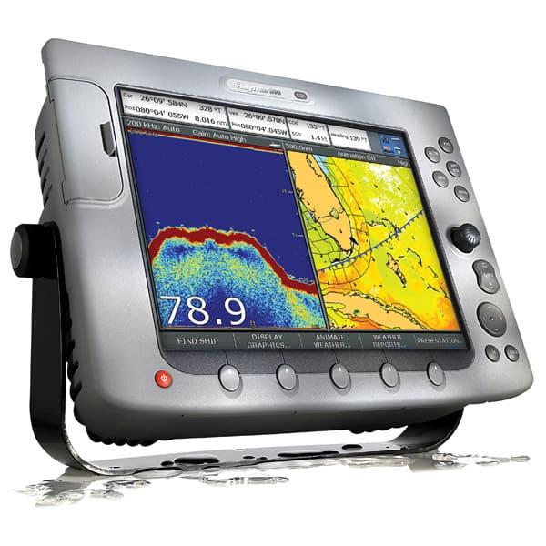 Raymarine E120 Sounder & Weather