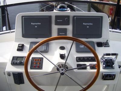 Raymarine E120 Multi Unit Installation