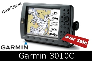 New / Used Garmin 3010C For Sale