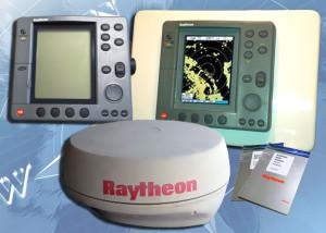 Raymarine RL70C Radar