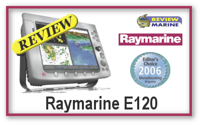 Raymarine E120 Review • Specs • Features • New/Used
