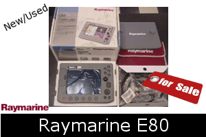 Raymarine e80 For Sale