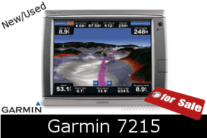 Garmin 7215 For Sale
