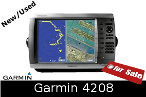 Garmin 4208 For Sale
