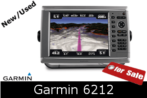 Garmin 6212 For Sale