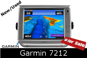 Garmin 7212 For Sale