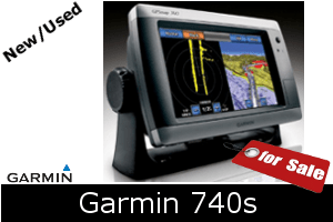 Garmin 740s For Sale