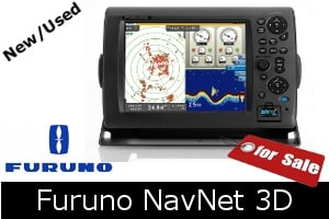Furuno Navnet 3D For Sale