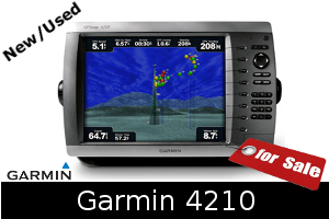 Garmin 4210 For Sale