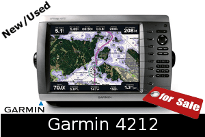 Garmin 4212 For Sale