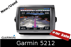 Garmin 5212 For Sale