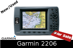 Garmin 2206 for sale
