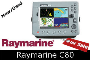 Raymarine C80 For Sale - New & Used