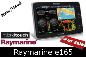 Raymarine e165 For Sale