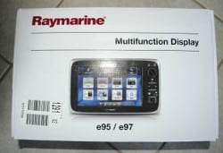 Raymarine e97 For Sale