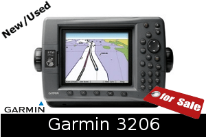 Garmin 3206 For Sale