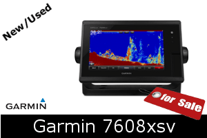 Garmin 7608xsv For Sale