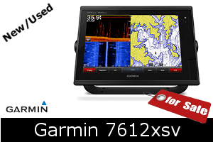 Garmin 7612xsv For Sale