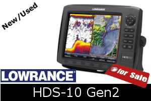 Lowrance HDS-10 Gen2 for sale