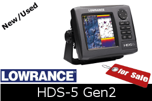 Lowrance HDS-5 Gen2 For Sale - New & Used