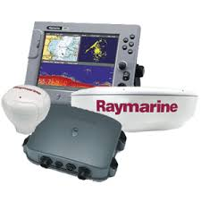 Raymarine C120 For Sale