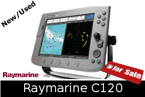Raymarine C120 For Sale