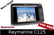 New / Used Marine Electronics › Raymarine • Garmin