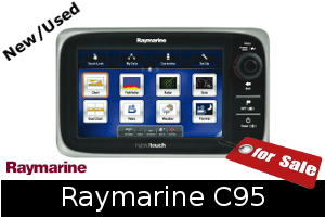 Raymarine C95 For Sale