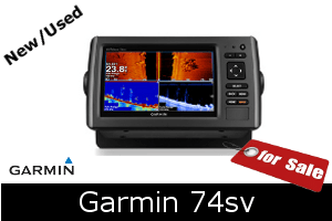 Garmin 74sv For Sale